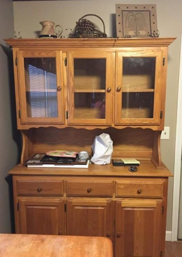 A Craigslist score! If you don't have a starting point, let us find one for you and make it your own!